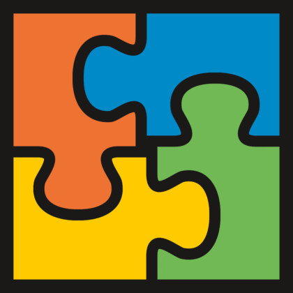 Microsoft Office 98 Logo