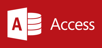 Microsoft Office Access 2013 Logo full