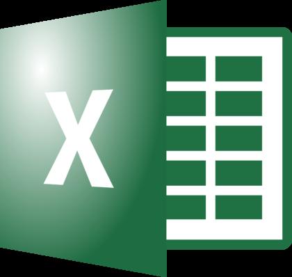 Microsoft Office Excel 2013 Logo