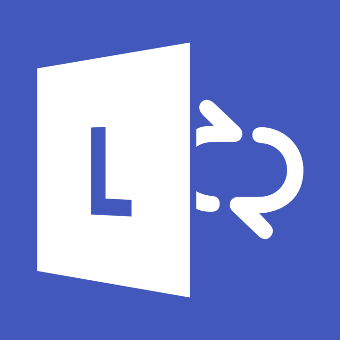 Microsoft Office Lynk 2013 Logo