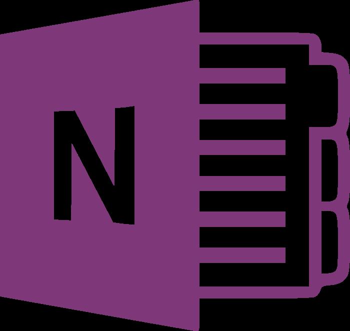 Microsoft Office Onenote 2013 Logo