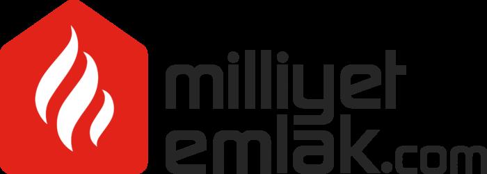 Milliyet Logo black text