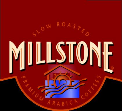 Millstone Coffee Logo full