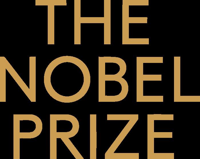Nobel Prize Logo text