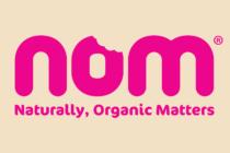 Nom Logo pink