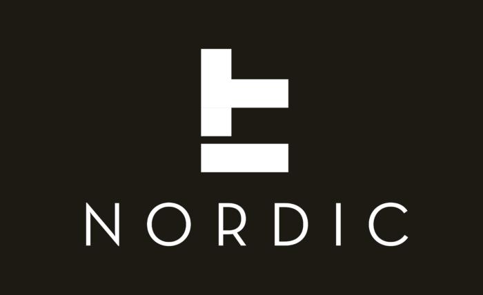 Nordic IT Logo white text