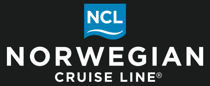 Norwegian Cruise Line Logo white text
