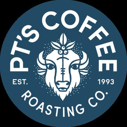 PT's Coffee Roasting Co. Logo