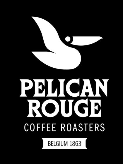 Pelican Rouge Logo black