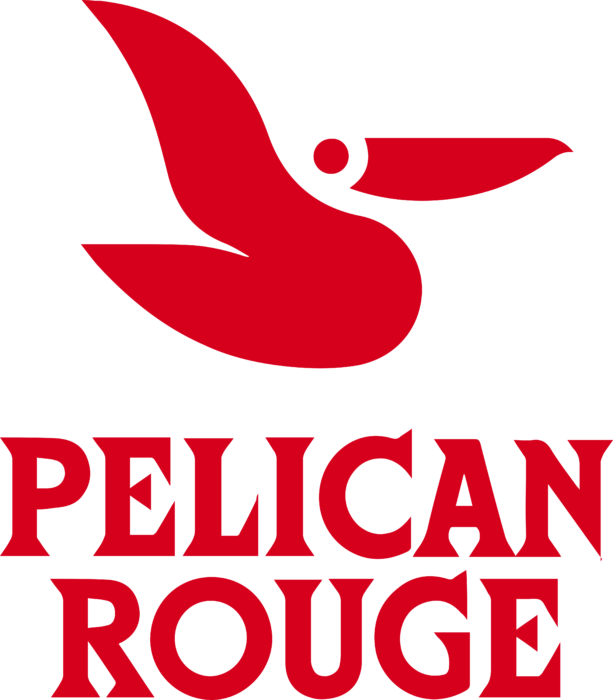 Pelican Rouge Logo red