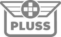 Pluss Corporation Logo