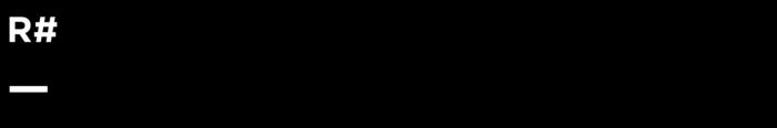 PreSharper Logo black