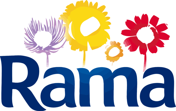 Rama Logo old flowers
