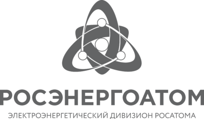 Rosenergoatom Logo full