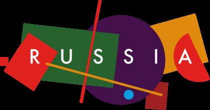 Russia Tourism Logo