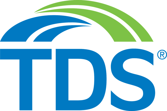 Telephone and Data Systems Logo
