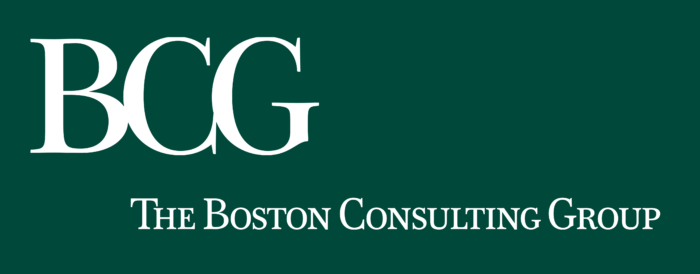 The Boston Consulting Group Logo old
