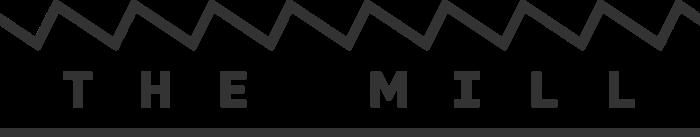 The Mill Logo horizontally