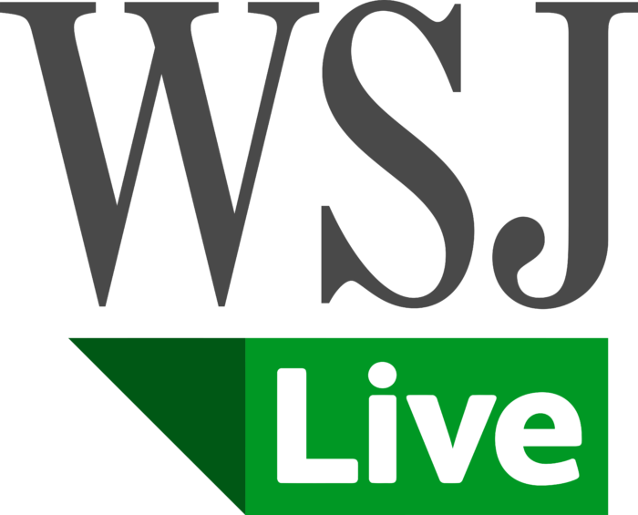 The Wall Street Journal Live Logo