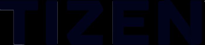 Tizen Logo black