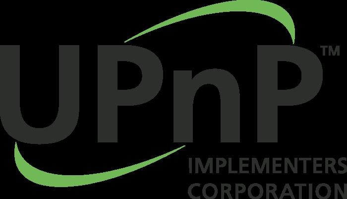 Universal Plug and Play Logo