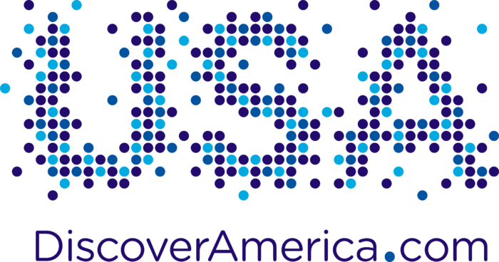 Visit the USA Logo