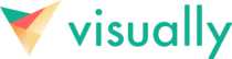 Visually Logo