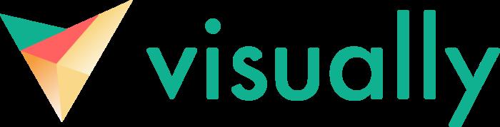 Visually Logo