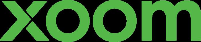 Xoom Logo horizontally