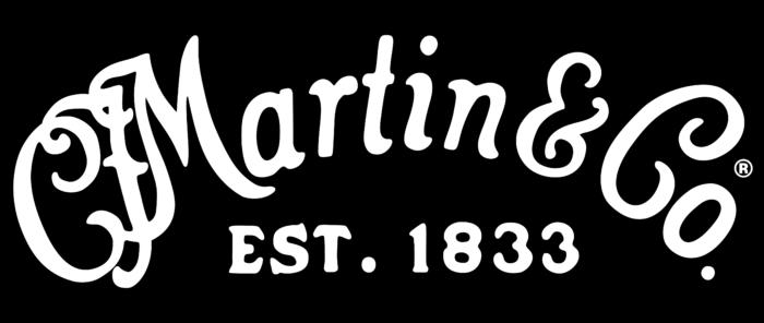 C. F. Martin & Company Logo white text