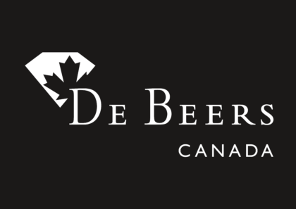 De Beers Canada Logo
