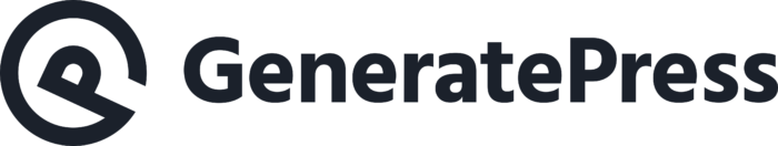 GeneratePress Logo
