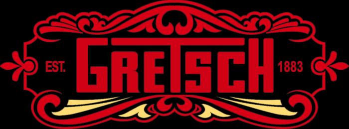 Gretsch Drums Logo red