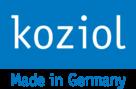 Kozioł Logo