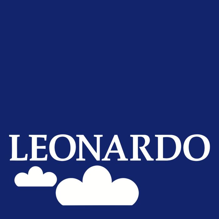 Leonardo Glass Logo