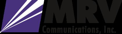 MRV Communications Logo