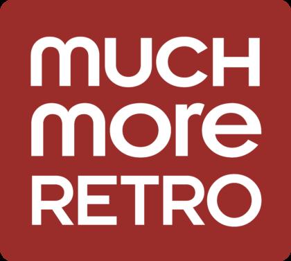 MuchMoreRetro Logo