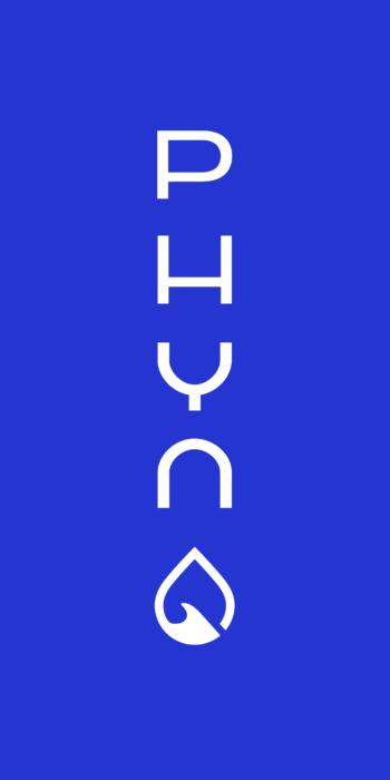 Phyn Inc. Logo vertically