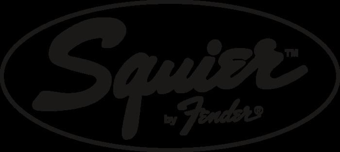 Squier by Fender Logo