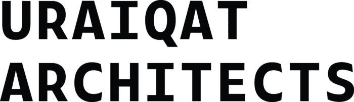Uraiqat Architects Logo text