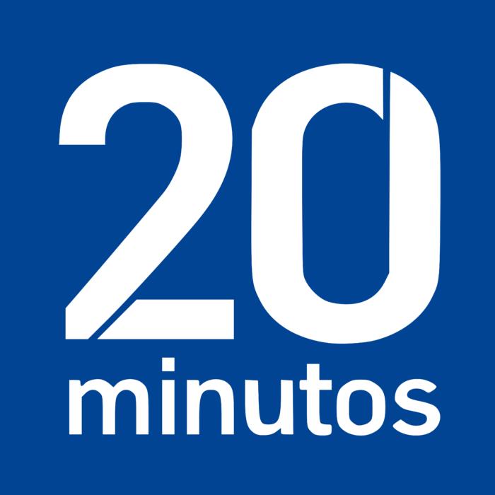 20 Minutos Logo