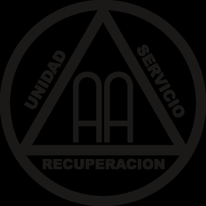 Alcohólicos Anónimos Logo