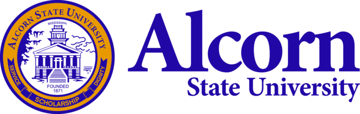 Alcorn State University Logo full