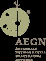 Australian Environmental Grantmakers Network Logo