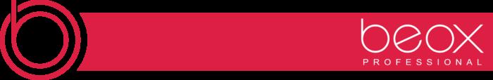 Beox Professional Logo horizontally