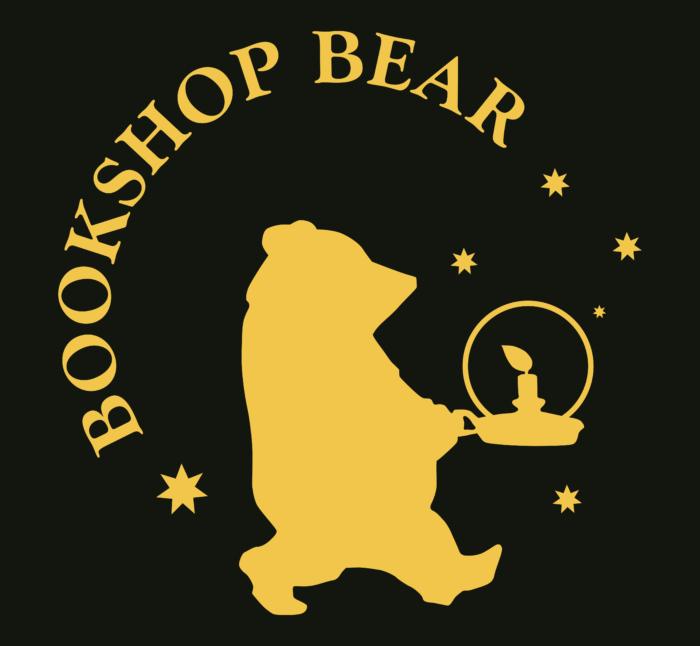 Bookshop Bear Logo