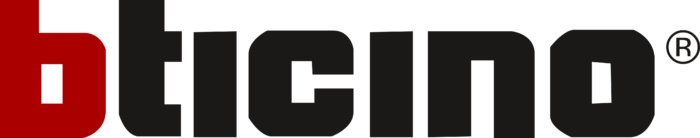 Bticino Electric Logo