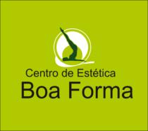 Centro de Estética Boa Forma Logo