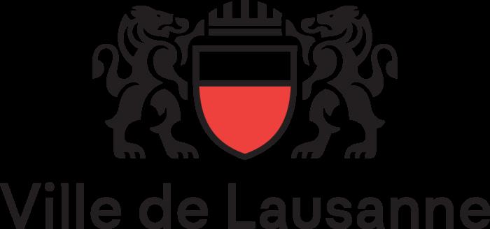 City of Lausanne Logo black