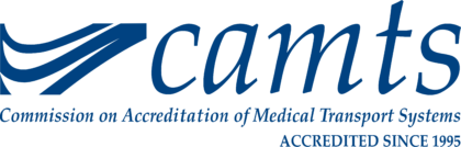 Commission on Accreditation of Medical Transport Systems Logo